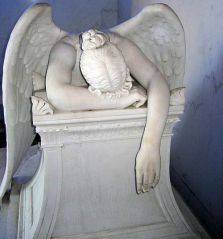 Despondent Angel by Chapman Hyams