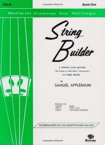 String Builder Violin