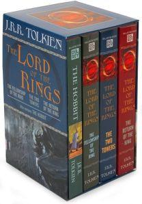 Tolkien Hobbit LOTR Set