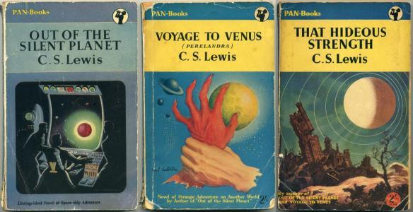 c s lewis-space-trilogy