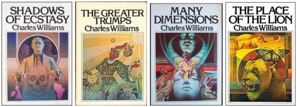 Charles-Williams-Novels