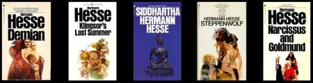 Image result for Hermann Hesse books