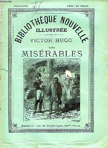 the justice of inspector javert in les miserables by victor hugo He has a firm belief in law and the pursuit of justice  les miserables written by: victor hugo  he fights to stay one step ahead of police inspector, javert,.