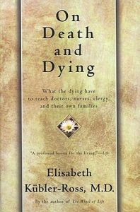 on the fear of death by elisabeth kubler-ross essay The title of this essay most likely strikes the modern reader as bizarre, if not obscene another outer-life way to foster the development of this myth has opened up in recent decades, with the work of elisabeth kübler-ross on death and dying,[14] raymond moody on the near-death experience,[15] stephen levine on.
