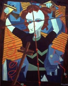 The Brooklyn Crucifixion by Chaim Potok