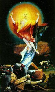 Grunewald-risen-christ